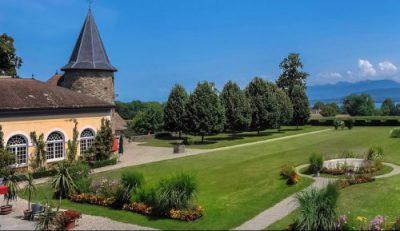 Switzerland, 24 July 2012 Ecumenical Institute at Châtau de Bossey